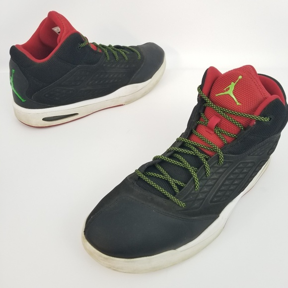 wiele kolorów kupować tanio kup popularne 768901-013 Air Jordan New School Black SHOES